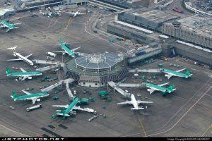 Aerolineas de México hacia Irlanda
