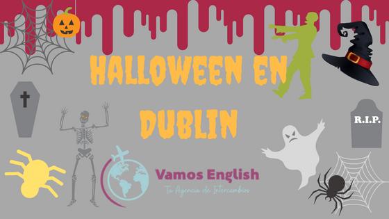 Actividades para este Halloween en Dublin