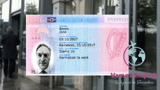 Cambia tu GNIB por IRP (Irish Residence Permit)